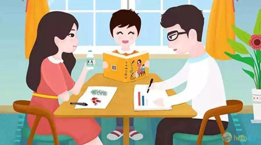 教育部长说:从2019年开始,家长也要接受教育!